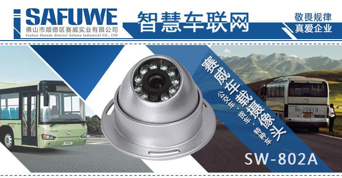 车载摄像头 sw-802a