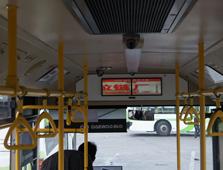 赛威案例-公交车LED广告屏